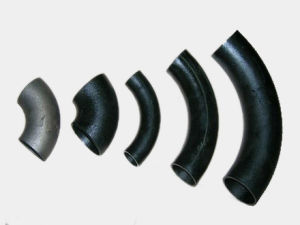 Carbon Steel Seamless Steel Pipe Fitting Bend pictures & photos