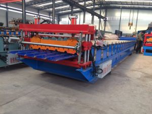 India Style Roofing Roll Forming Machine pictures & photos