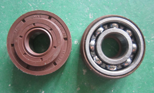 H350 Gasoline Chainsaw Spares Bearing with Oil Seal pictures & photos