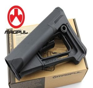 Magpul Str Carbine Stock for M4/M16 Airsoft Rifle (BK) Q8122b