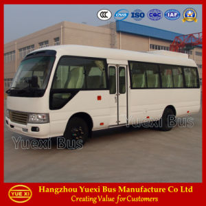 Right Hand Drive Coaster Bus