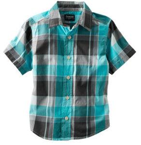 Boy′ssportt-Shirt Kid′s Wear Short Sleeved Bt17