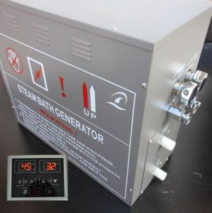 12kw Computer Control Sauna Steam Generator (GS08) pictures & photos