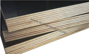 AAA Grade Film Faced Shuttering Plywood for Building Materials with Ce Certificate pictures & photos