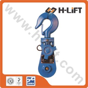 2t Heavy Duty Snatch Block with Hook pictures & photos