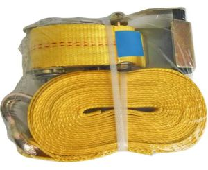 Container Lashing Materials En12195-2 and GS Cargo Lashing Ratchet Strap pictures & photos