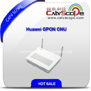 Huawei Gpon ONU Hg8546m with 1ge Ports+4*Fe Ports+1*Phone Port+WiFi, Hg8546m with 2 Antennas