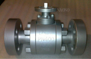 API A105 Forged Ball Valve with Flange pictures & photos