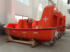Fast FRP Rescue Boat Manufacture, Fast Speed Lifeboat, Open Type Fast Rescue Boat pictures & photos