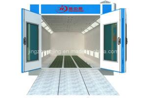 Paint Booth for European Market (Model: JZJ-8000-EU-A) pictures & photos