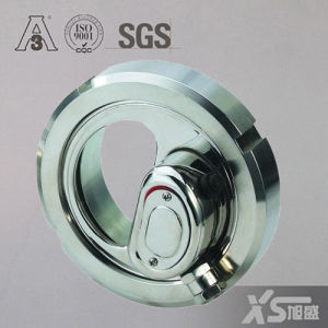 Dn150 Stainless Steel AISI316 DIN11850 Welding Light Indicator Sight Glass pictures & photos