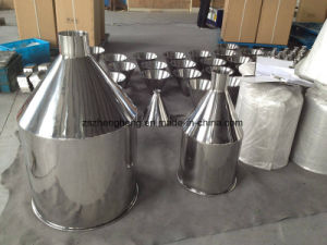 Stainless Steel Filling Hopper for Medicine pictures & photos