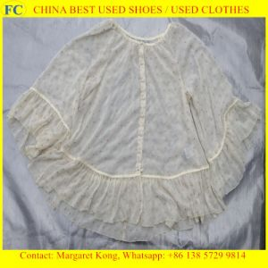 Good Quality Used Clothing Lady Wear for African Market (FCD-002) pictures & photos
