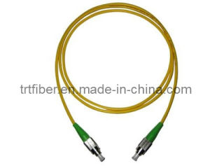 Fiber Optic Patch Cord FC/APC Singlemode pictures & photos