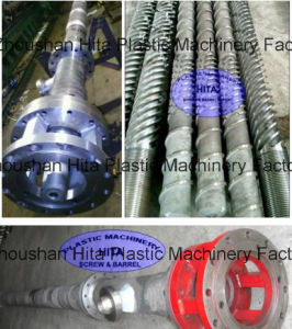 Screw&Barrel for XPS-CO2 Foaming Products