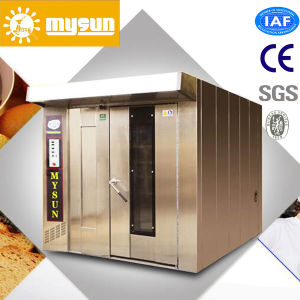 Large Capacity 64 Trays Mysun Bread Rotary Rack Oven ISO/CE Approved pictures & photos