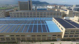 Mono 220W PV Solar Power Panel Wtih TUV ISO pictures & photos