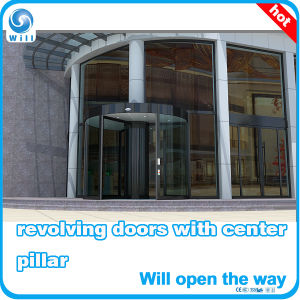 Automatic Revolving Door pictures & photos