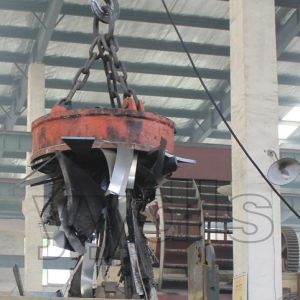 Lifting Electromagnet for Handling Scraps (MW5)