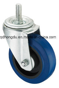 4 Inch PU Caster Wheel for Sale pictures & photos