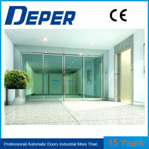 Office Use Access Record Automatic Sliding Door pictures & photos