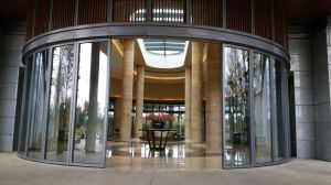 Sliding Glass Wall for Hotel/Shopping Mall pictures & photos
