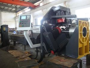Drill Collar Spiral Milling Machine