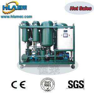 Environmental Vacuum Heating Waste Vegetable Oil Recycling Machine pictures & photos