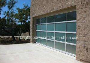 Fiberglass Garage Door, Insulated Glass Sectional Door pictures & photos