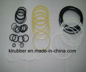Custom Industrial FKM/Vition/ NBR Rubber O Ring pictures & photos