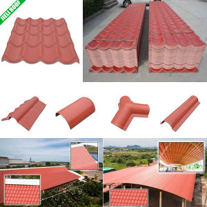 Synthetic Resin Roof Tile pictures & photos