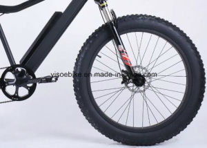 350W Far Range Brushless Motor Electric Bike with Shimano Gears pictures & photos
