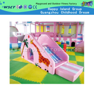 Kids Indoor Playground with Water Slide (HD-7901) pictures & photos
