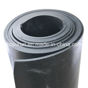 4mm Neoprene Rubber Plate for Flooring pictures & photos