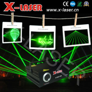 X-Laser Green Laser 4W/ Laser Light Projector/ Text Laser Light pictures & photos