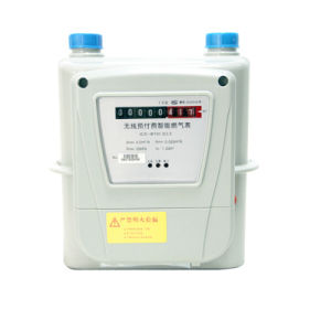 Wireless Remote Control Intelligent Household Gas Meter pictures & photos