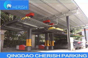 Rotating Single Post Automatic Car Parking System pictures & photos