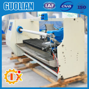 Gl-701 Automatic Masking Paper Foam Double Sided Tape Cutting Machine pictures & photos