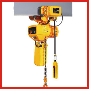 New Type Electric Chain Hoist Electric Hoist with Trolley pictures & photos