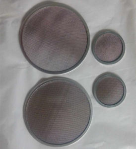 Wire Cloth Extruder Screens/Extruder-Screen Packs/Plastic Extrusion Screen Filters pictures & photos
