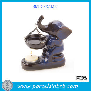 Cute Ceramic Elepant Candle Holder pictures & photos