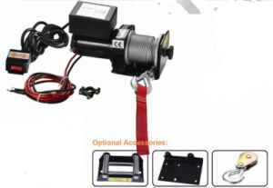 Electric Winch 2000lbs with CE