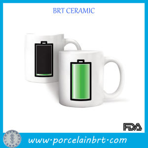 Battery Charging Change Color Mug pictures & photos