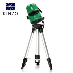 Kinzo Line Laser Modular Laser Spirit Level 4V1h Green Lines pictures & photos