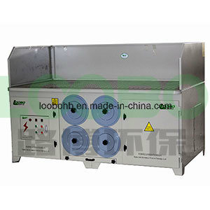 Sanding Polishing Dust Collector Downdraft Table with Cartridge Filtration System pictures & photos