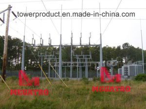 115kv Transmission Bus Supports in The National Grid Substation (MGS-BST115) pictures & photos