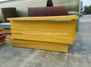 Durable Fiberglass Reinforced Plastic Grating for Swimming Pool pictures & photos