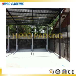 Two Post Parking Equipment/2700kg Home-Use Parking Lift pictures & photos