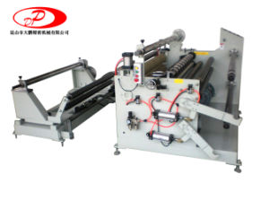 Yellow PTFE Thread Seal Tape Slitting Rewinding Machine pictures & photos