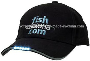 Custom LED Baseball Cap for Sale pictures & photos